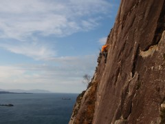 West Coast Scotland Rock climbing