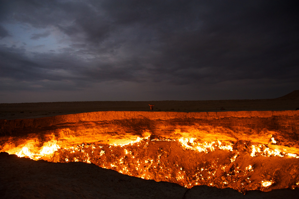Mongol-Rally-Darvaza-Gas-Crater-Turkmenistan