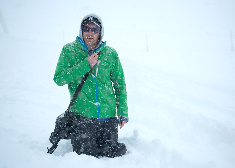 James snow