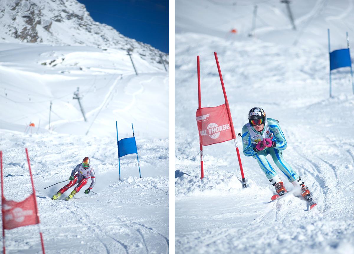varsity slalom races 2012